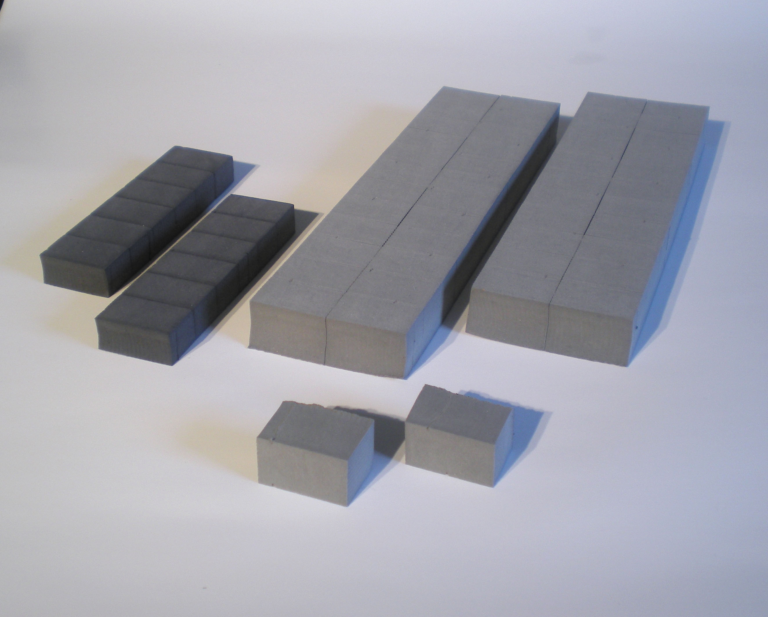 Rotary Die Ejection Rubber